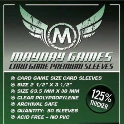 Mayday Premium 63,5x88