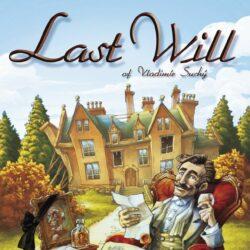 Last Will board game