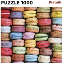 Piatnik Puzzle - Macarons