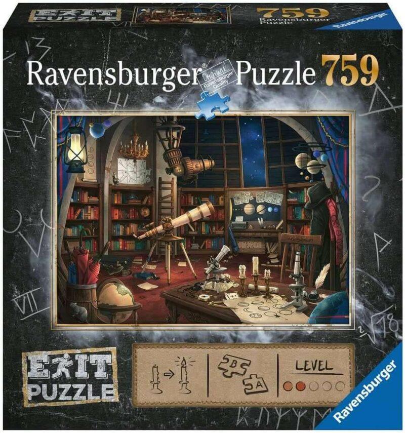Ravensburger EXIT Puzzle - Observatório