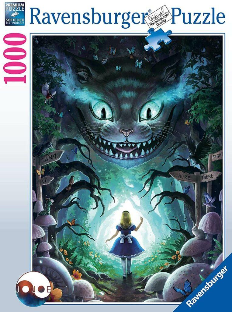 Ravensburger Puzzle - Alice