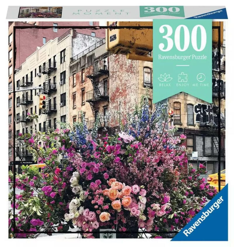 Ravensburger-Puzzle-Flowers-in-New-York