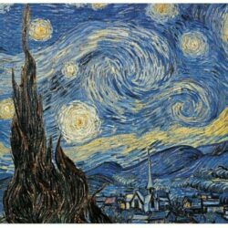 Piatnik Puzzle Van Gogh Starry Night